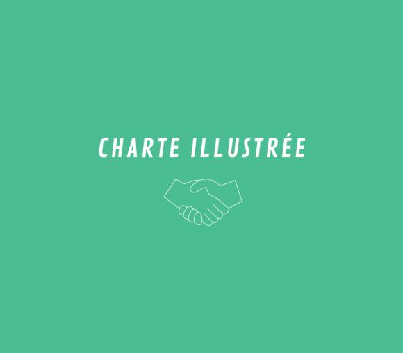 Charte illustrée