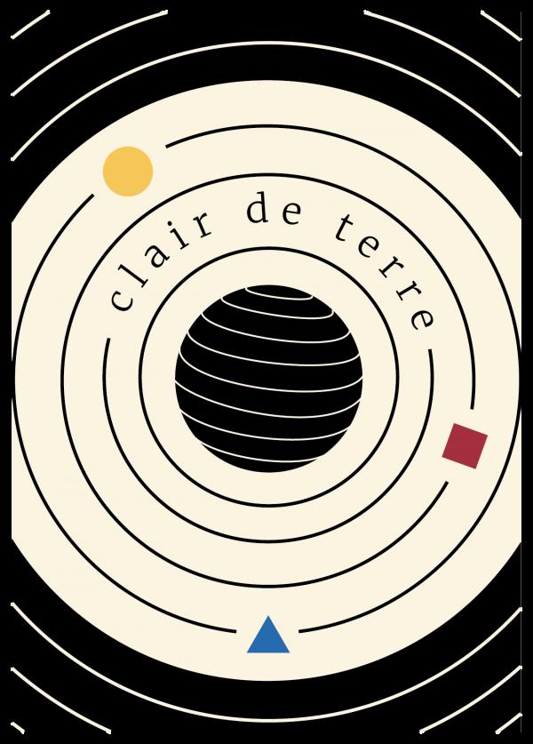 Couverture de l'oeuvre poétique d'André Breton, Clair de terre, 1923