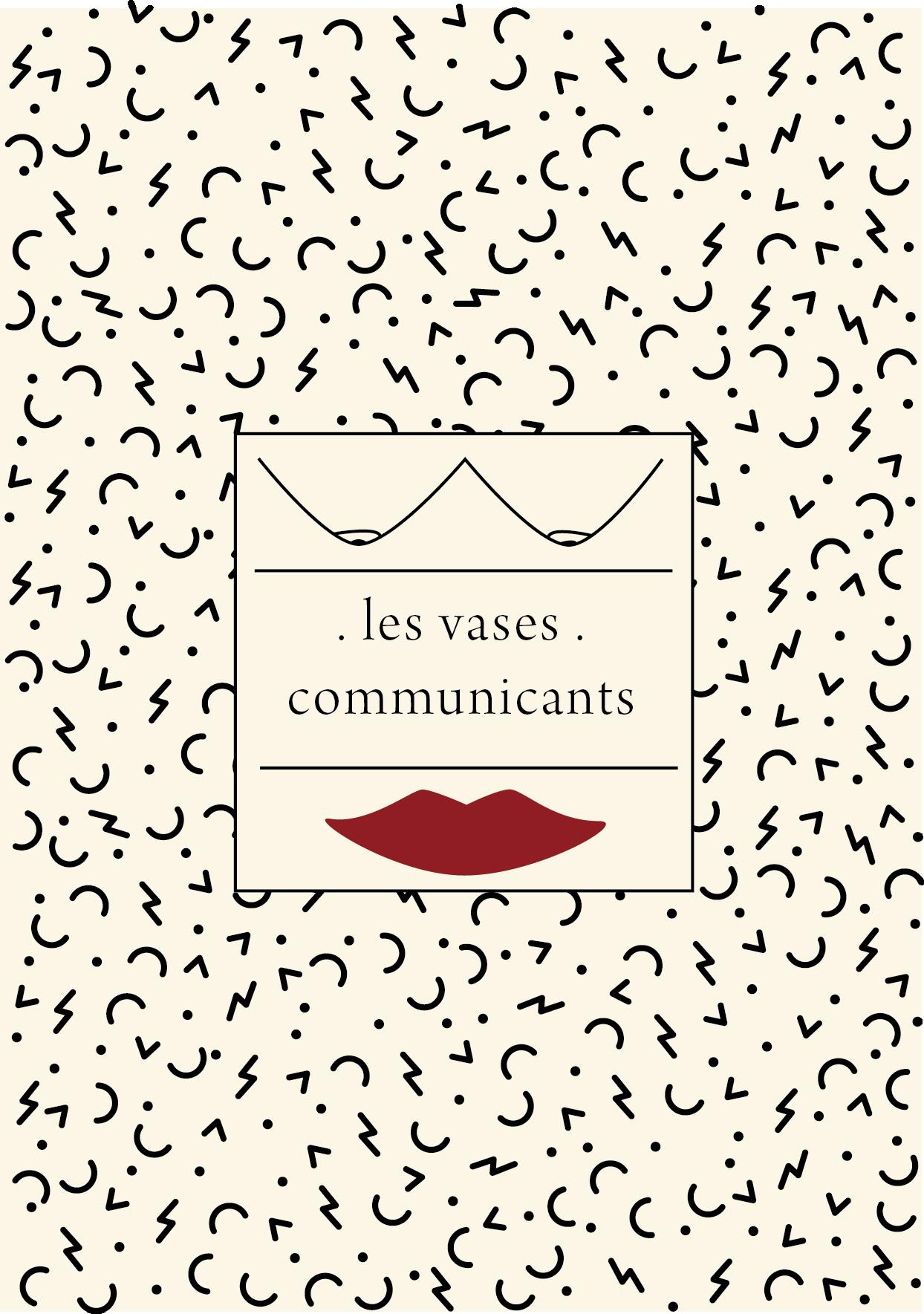 Couverture de l'oeuvre poétique et essai d'André Breton, Les vases communicants, 1932